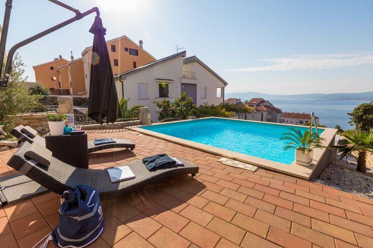 Appartement Kroatië, Kvarner, Crikvenica Appartement HR-00016-71