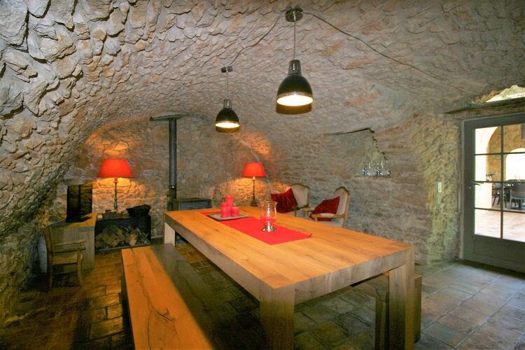 vakantiehuis Frankrijk, Languedoc-roussillon, Saint-Marcel-de-Careiret vakantiehuis FR-30330-20