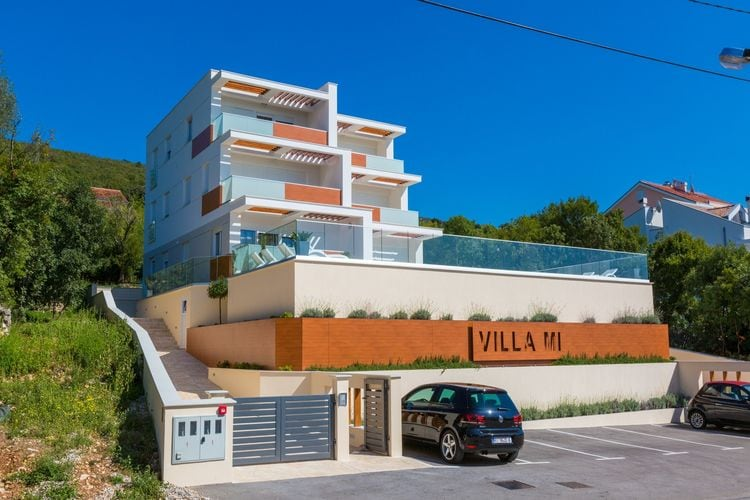 Villa Kroatië, Kvarner, Dramalj Villa HR-00016-73