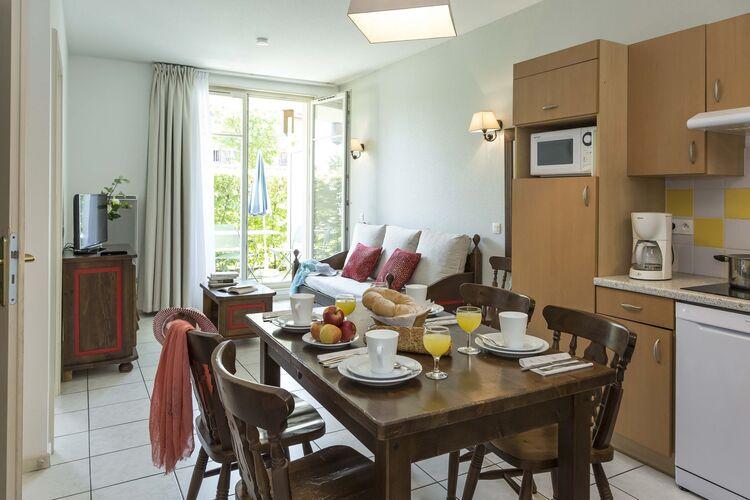 Appartement Frankrijk, Vogezen, Bergheim Appartement FR-68750-02