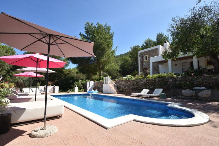 vakantiehuis Spanje, Ibiza, Cala Llonga vakantiehuis ES-00031-50