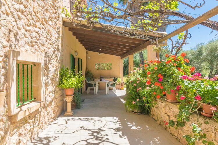 Villa Spanje, Mallorca, PollenÇa, Illes Balears Villa ES-00031-51