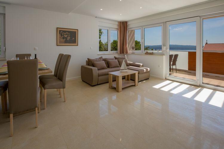 Villa Kroatië, Kvarner, Dramalj Villa HR-00016-76