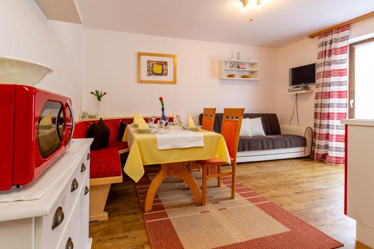 Appartementen Oostenrijk | Salzburg | Appartement te huur in Niedernsill   met wifi 8 personen
