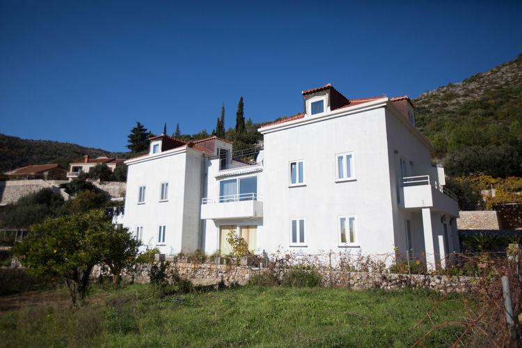 Villa Kroatië, Dalmatie, Zaton - Dubrovnik Villa HR-20235-02