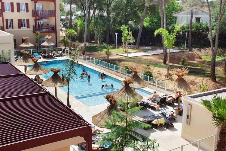 Vakantiehuizen Frankrijk | Provence-alpes-cote-d-azur | Appartement te huur in Cavalaire-sur-Mer   met wifi 2 personen