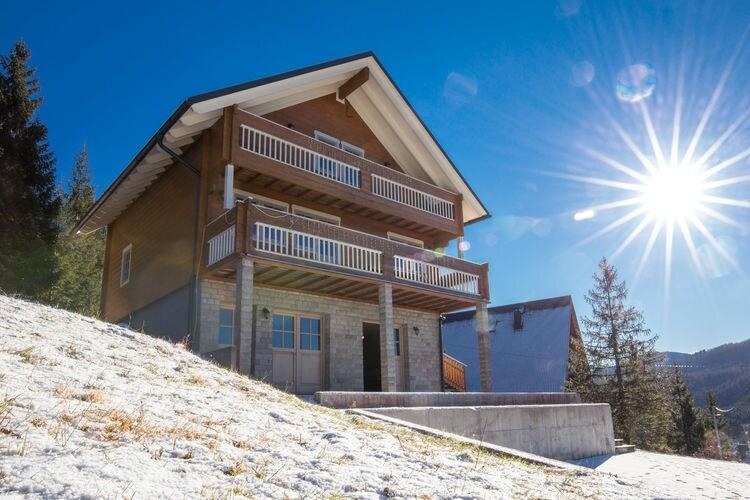 Accommodation in Ravna Gora