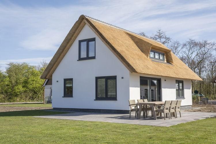 met je hond naar dit vakantiehuis in De Cocksdorp Texel