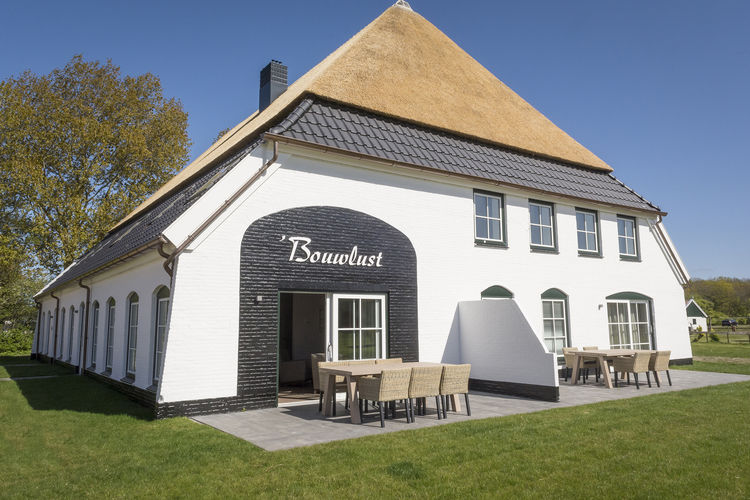 Vakantiehuizen Nederland | Wadden | Boerderij te huur in De-Cocksdorp-Texel   met wifi 6 personen