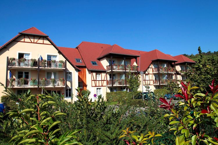 Appartement Frankrijk, Vogezen, Bergheim Appartement FR-68750-04