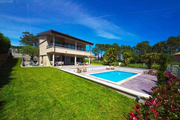 vakantiehuis Spanje, Het Groene Spanje, Pontevedra vakantiehuis ES-36979-01