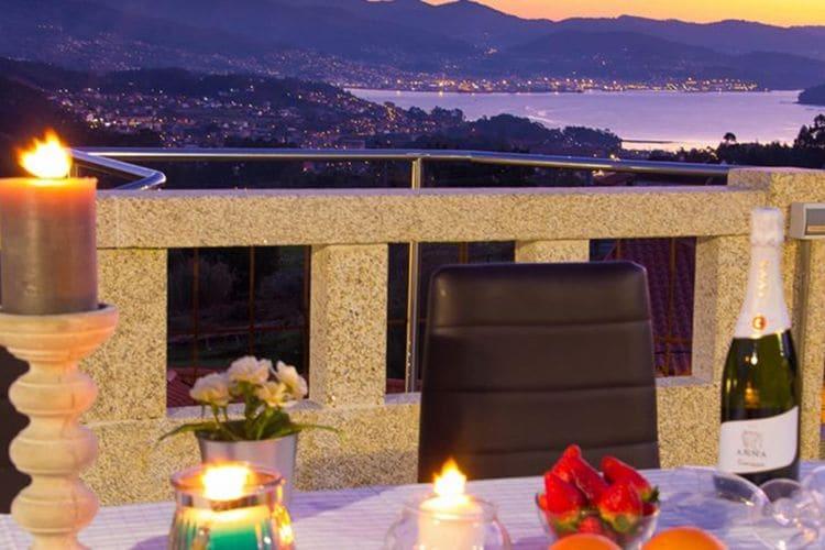 vakantiehuis Spanje, Het Groene Spanje, Poio vakantiehuis ES-36995-01