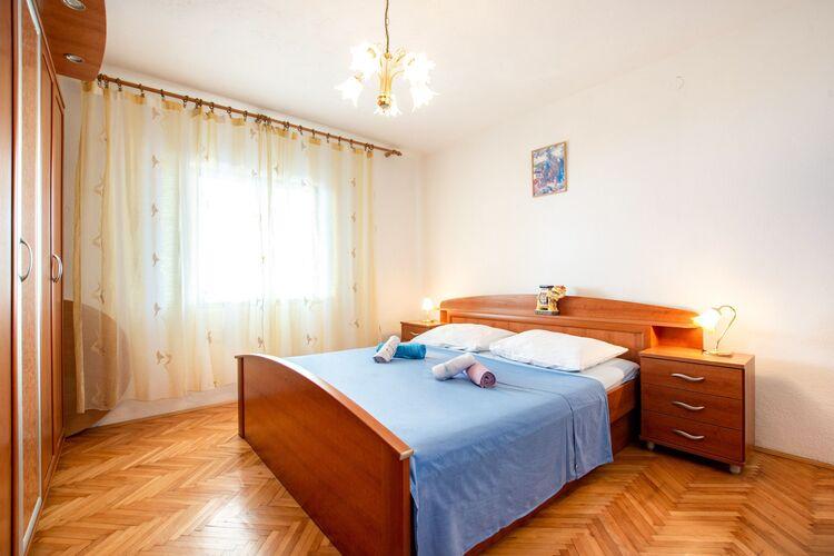 Appartement Kroatië, Dalmatie, Kozino Appartement HR-23000-82