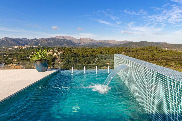 Vakantiehuizen Buger-Illes-Balears te huur Buger,-Illes-Balears- ES-00031-83 met zwembad  met wifi te huur