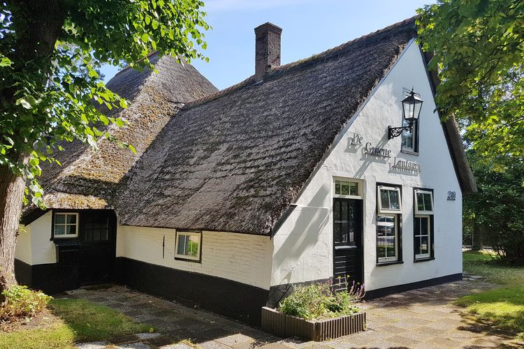 Boerderij Nederland, Noord-Holland, Groet (Schoorl) Boerderij NL-1787-22