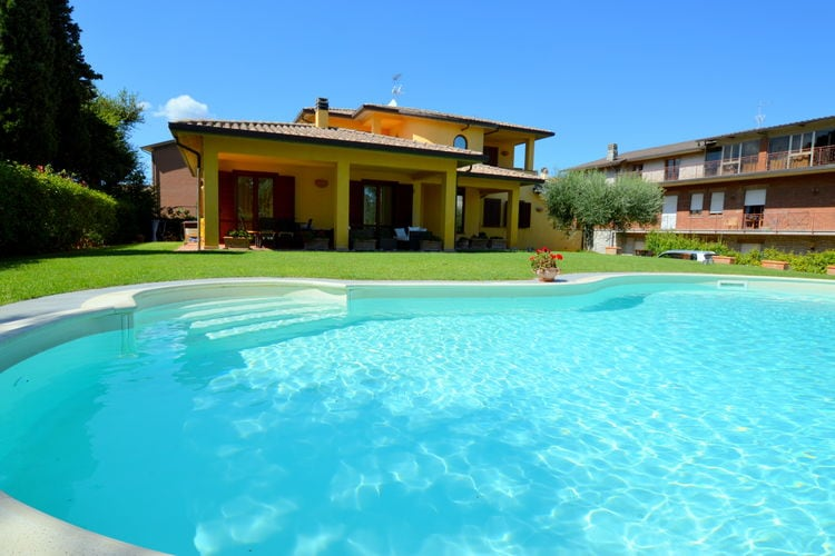 Vakantiehuizen Italie | Umbrie | Villa te huur in Marsciano-Perugia met zwembad  met wifi 4 personen
