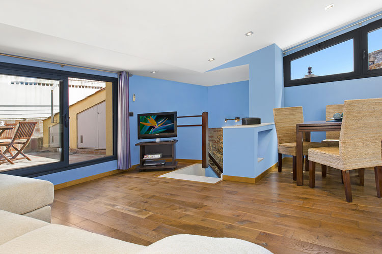 Appartement  met wifi  Costa BravaPalmitas
