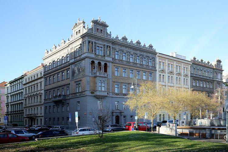 Vakantiehuizen Tsjechie | Praagomgeving | Appartement te huur in Praha   met wifi 4 personen