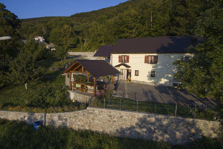 vakantiehuis Kroatië, Dalmatie, Senj vakantiehuis HR-00017-12