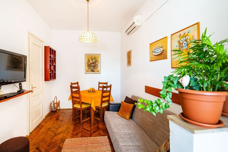 Appartement Kroatië, Dalmatie, Zadar Appartement HR-23000-85