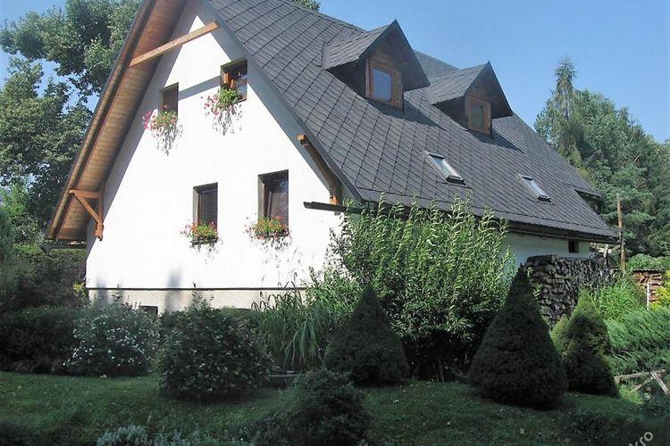 Tsjechie | Zuid-en-midden-Moravi | Vakantiehuis te huur in Vrbno-pod-Praddem   met wifi 9 personen