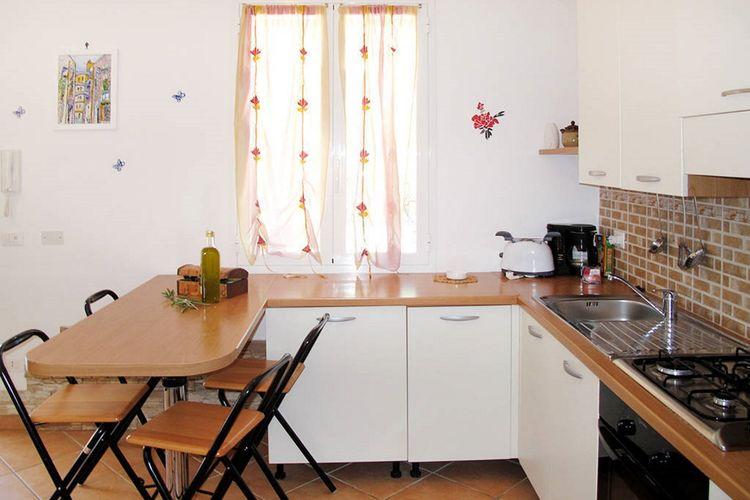 Appartement Italië, lig, Piani - Torrazza - Imperia Appartement IT-18100-103