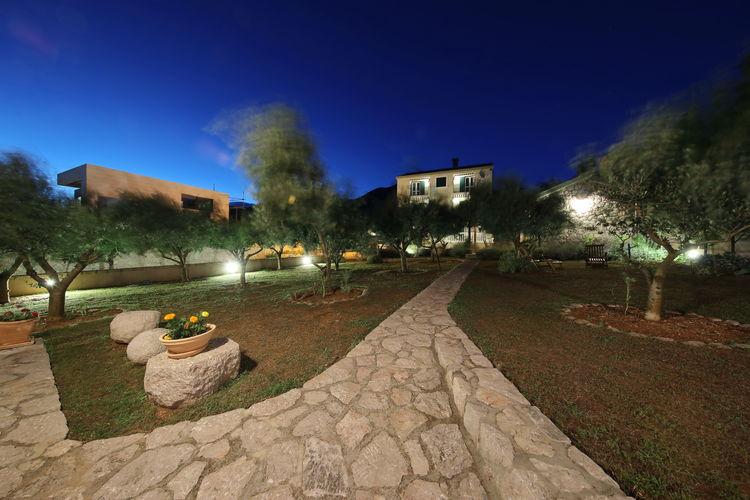Appartement Kroatië, Dalmatie, Starigrad Appartement HR-23244-39