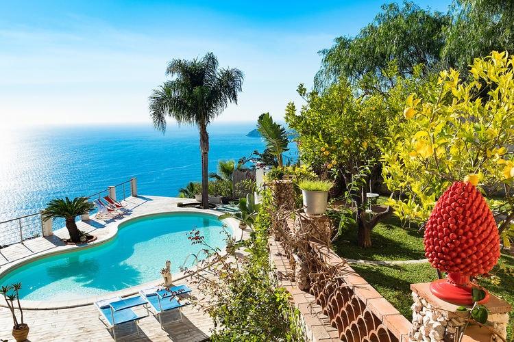 Villa Italië, Sicilia, Letojanni Villa IT-98037-07