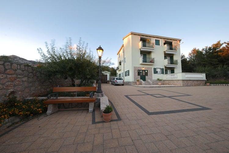 Appartement Kroatië, Dalmatie, Starigrad Appartement HR-23244-40
