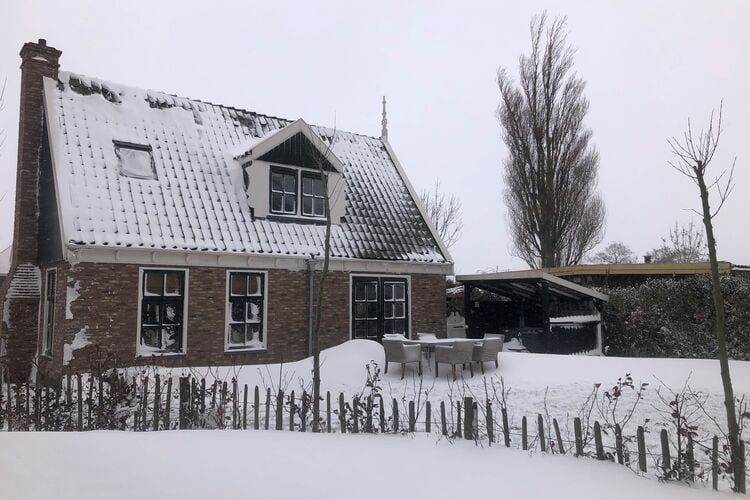 Villa Nederland, Noord-Holland, Hippolytushoef Villa NL-1777-35