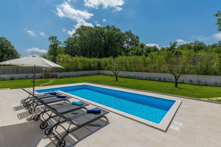 Villa Kroatië, Istrie, Fuskulin Villa HR-00017-21