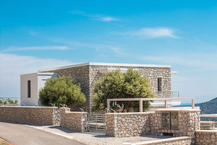 Vakantiehuizen Griekenland | Rhodos | Villa te huur in Kalythies met zwembad  met wifi 8 personen