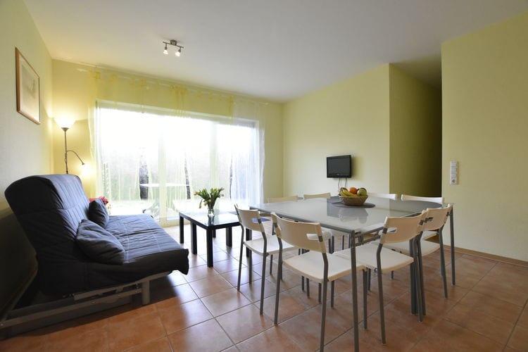 Vakantiehuizen Duitsland | Ostsee | Appartement te huur in Zierow   met wifi 6 personen