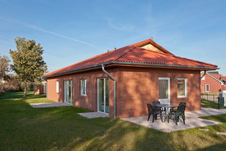 Vakantiehuizen Duitsland | Ostsee | Appartement te huur in Zierow   met wifi 3 personen