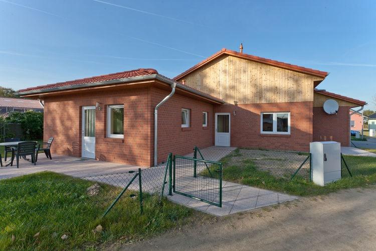 vakantiehuis Duitsland, Ostsee, Zierow vakantiehuis DE-00029-22