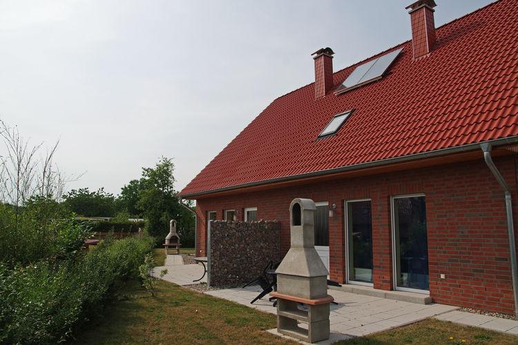 Duitsland | Ostsee | Vakantiehuis te huur in Zierow   met wifi 14 personen