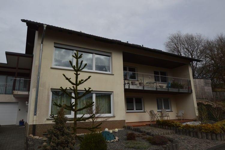 Vakantiehuizen Duitsland | Eifel | Appartement te huur in Balesfeld    4 personen