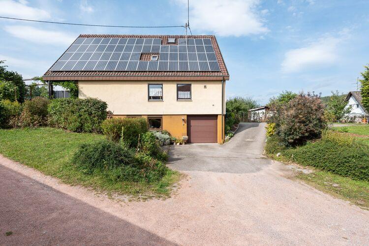 Vakantiehuizen Duitsland | Baden-Wurttemberg | Appartement te huur in Niedereschach-OT-Kappel   met wifi 4 personen