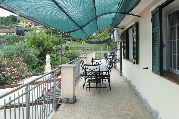 Appartement Italië, lig, Piani - Torrazza - Imperia Appartement IT-18100-105