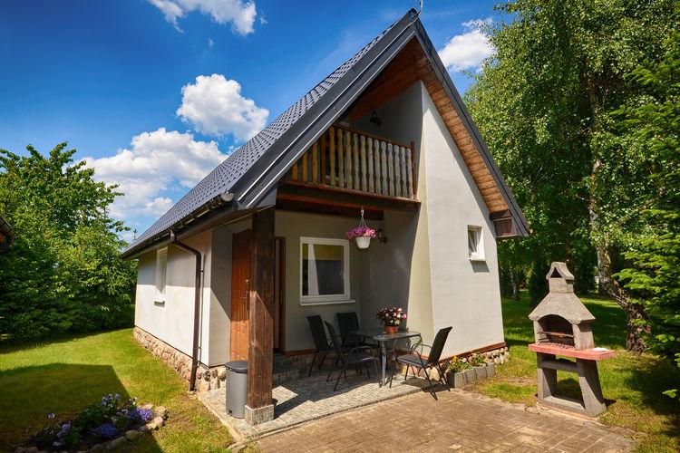 Vakantiehuizen Polen | Wepo | Vakantiehuis te huur in Darowo met zwembad  met wifi 6 personen