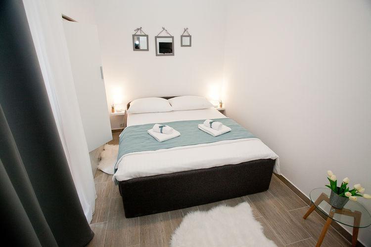 vakantiehuis Kroatië, Dalmatie, Bulic vakantiehuis HR-23420-06