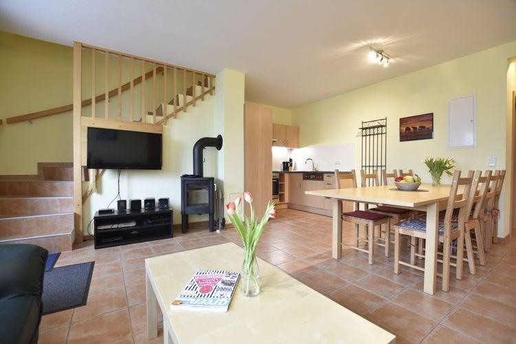 Duitsland | Ostsee | Vakantiehuis te huur in Zierow   met wifi 10 personen