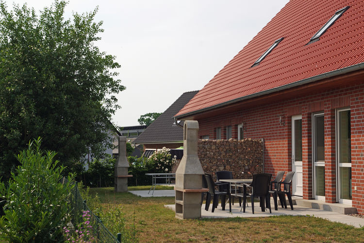 Duitsland | Ostsee | Vakantiehuis te huur in Zierow   met wifi 20 personen