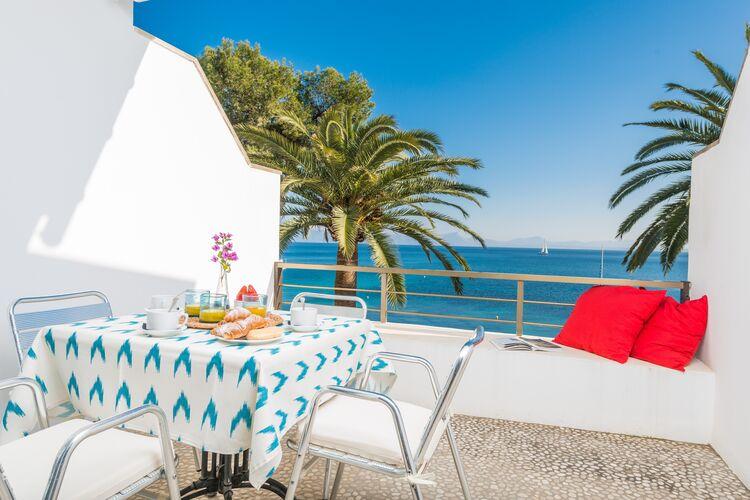 Vakantiehuizen Spanje   Mallorca   Vakantiehuis te huur in Alcanada-alcudia-Illes-Balears   met wifi 3 personen