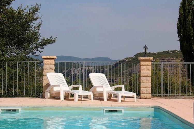 vakantiehuis Frankrijk, Ardeche, Les Vans vakantiehuis FR-07140-23