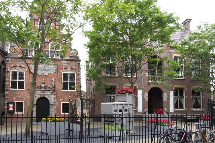 Vakantiehuis  met wifi  Enkhuizen  Combi Weeshuis Enkhuizen