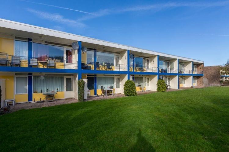 Appartementen Nederland | Zeeland | Appartement te huur in Vlissingen   met wifi 4 personen
