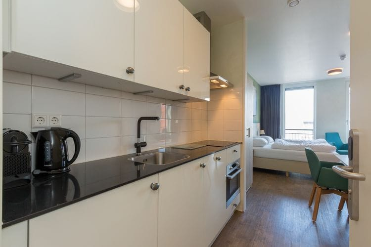 Appartement Nederland, Zeeland, Zoutelande Appartement NL-4374-17
