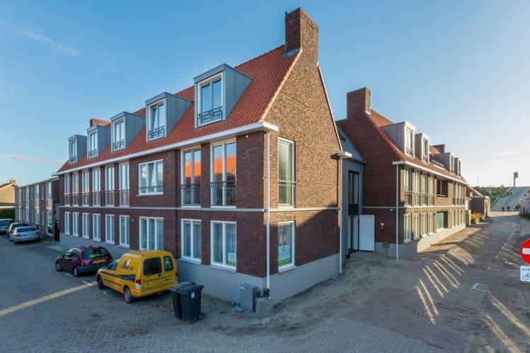 Appartement  met wifi  ZoutelandeAparthotel Zoutelande - 2 pers luxe studio - huisdier