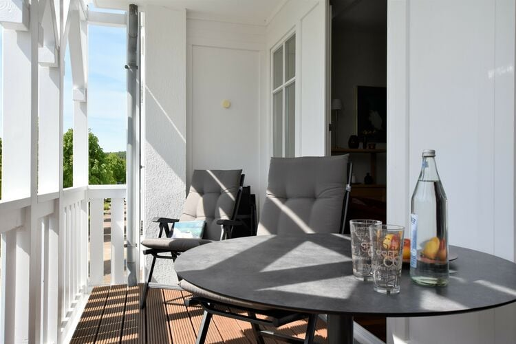 Appartement  met wifi  SellinCharmante Inselwohnung/ 2 Balkone